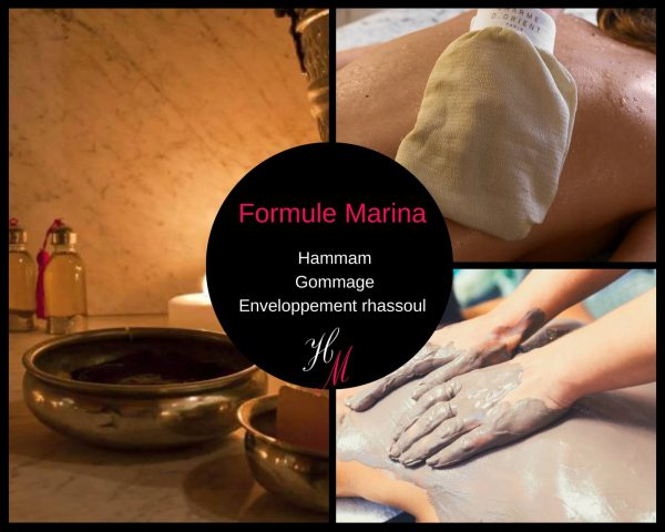 Formule marina - hammam traditionnel Bourgoin-Jallieu