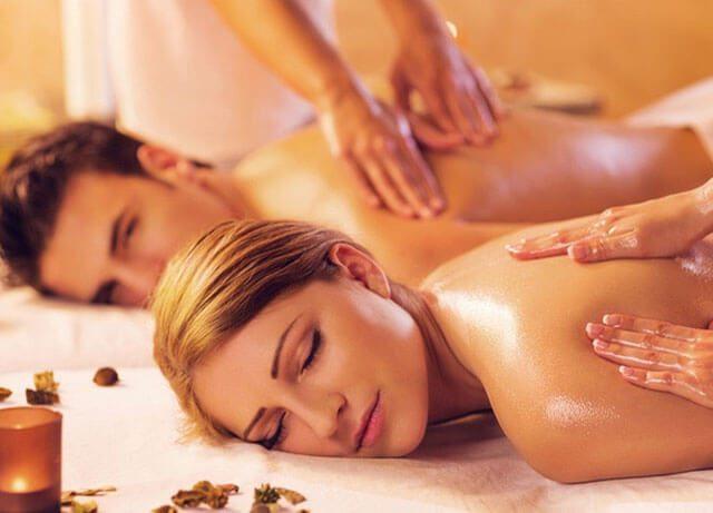 Hamman traditionnel et massage en couple vers Péage de Roussillon