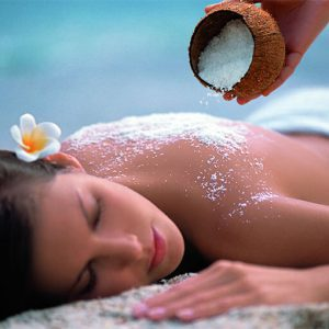 Hammam traditionnel + soins du corps vers Givors (gommage coco + enveloppement coco + massage)