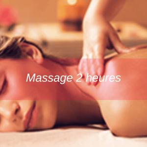 Massage 2h : soin du corps Givors