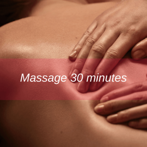 Massage 30 minutes : soin du corps Salaise-sur-Sanne