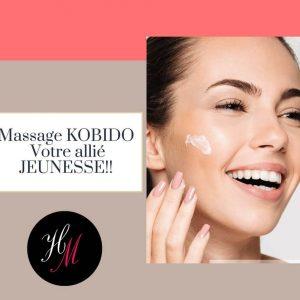 Massage Kobido : soin du visage Annonay