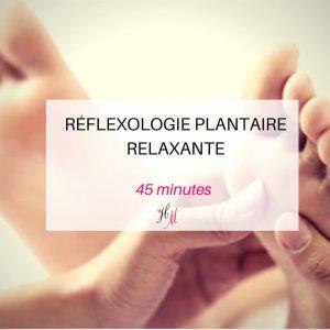Réflexologie plantaire Commyunay