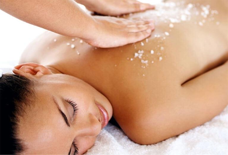 Soins esthétiques vers Annonay  cocon des îles : soin du corps + massage